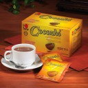 DXN Ganoderma cocoa is an alkaline hot chocolate specialty