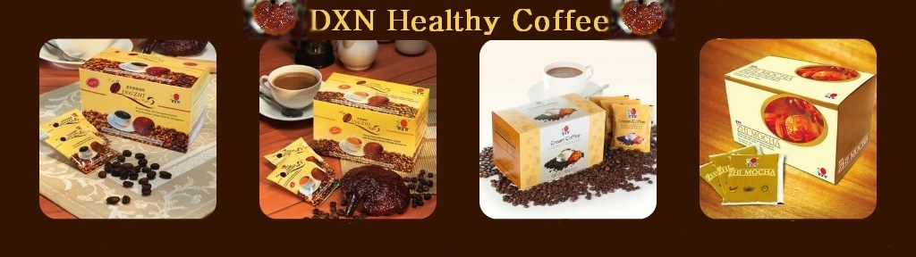 DXN Healthy Coffee is alkaline due to its Ganoderma lucidum extact-content.
