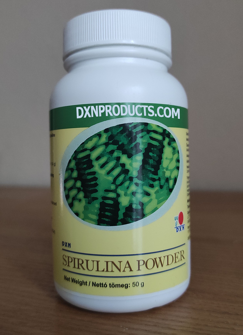 Organic Spirulina Algae Powder from DXN: Queen of Superfoods