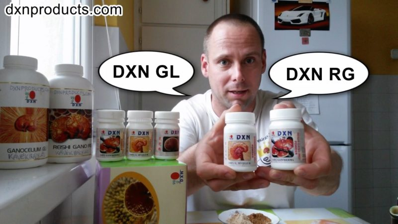 DXN RG and DXN GL complete each others effects.