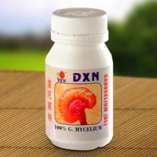 Rejuvenating Ganoderma Mycelium extract capsule from DXN