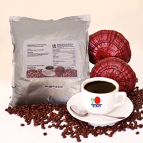 DXN alkaline Ganoderma black coffee for heartburn and reflux.