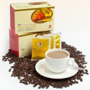 DXN Peruvian ginseng coffee with Ganoderma and ginseng extract as well