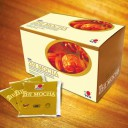 Mocha coffee with Ganoderma medicinal mushroom from DXN