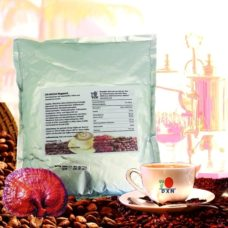 Ganoderma cocoa coffee is the favourtie drink of health conscious gourmands