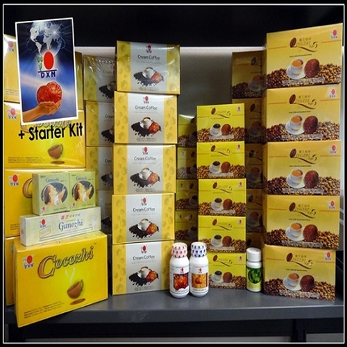 """DXN Dynamic Start Program ''A"""" kit is worth 150% of its price"""