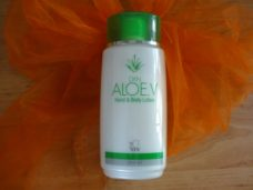Aloe Vera Hand and Body Lotion from DXN Ganoderma firm