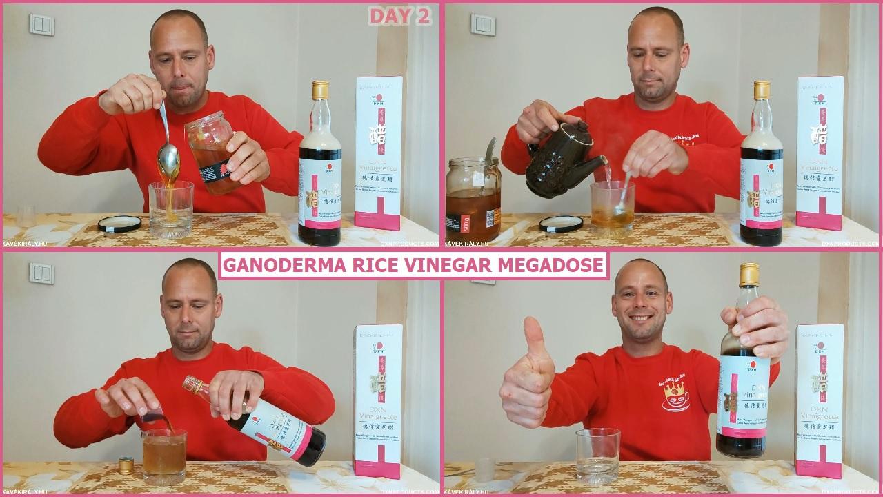 DXN Vinaigrette with Honey