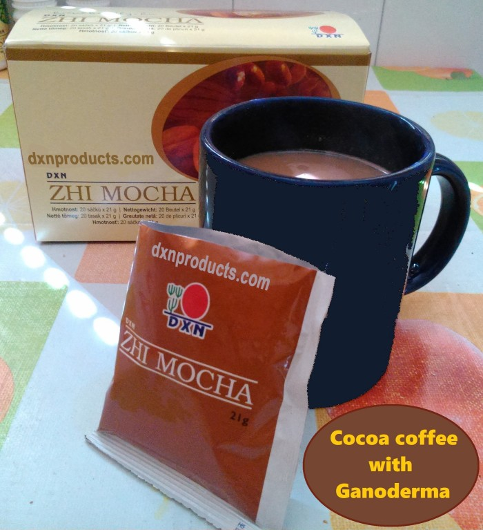 I definitely recommend DXN Zhi Mocha to those who have a sweet tooth and want to experience alkaline coffee.