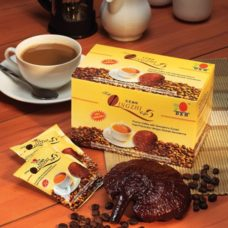 DXN Linghzi Coffee 3 in 1 is the most popular Ganoderma coffee