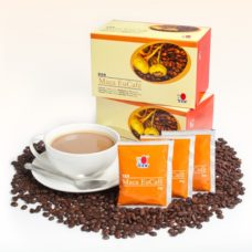 DXN Maca Lepidium meyenii coffee, the natural alkaline stamina booster