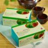 Ganoderma tea for alkalizing and refreshment: DXN Reishi Gano Tea