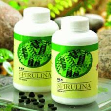 DXN Spirulina tablet is a small but unbelievably nutritive alkaline alga-superfood.